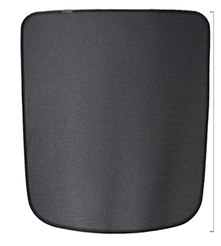 FENGFANG XIAO Store MODELO3 Sunshade Car Sun Visor DE Sol Trasero Frontal SOLUTO Ajuste para Tesla Modelo 3 2021 Accesorios Accesorios Techo Skylight Shades Protector (Color : Rear-1)