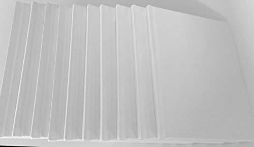 Hardcover Blank Bare Book 6'x8' (10-Pack)