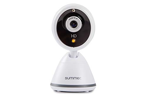 Summer Infant 36054 Summer Baby Pixel Zoom HD Video Baby Monitor, Add-on Camera (Zoom HD)