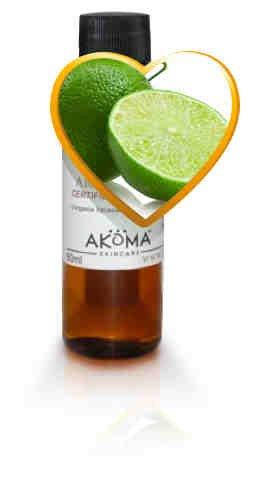 AKOMA Lime Essential Oil (ORGANIC)-50ml