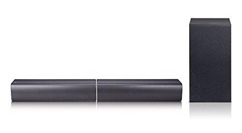 LG SJ7 altoparlante soundbar 4.1 canali 320 W Nero
