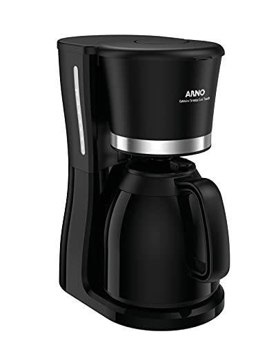 Cafeteira Filtro Arno com Jarra Térmica Cool Touch, 1L, 127V, CFCT