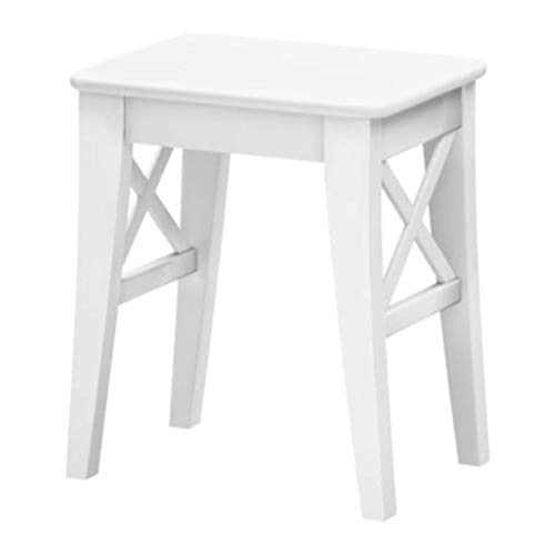 IKEA Ingolf Stool White 001.522.82