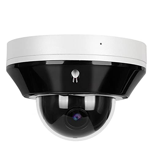 Cámara IP de vigilancia Impermeable PoE incorporada de 2 Pulgadas Zoom Exterior PTZ CCTV para proctores de Prueba Teleconferencia en Vivo