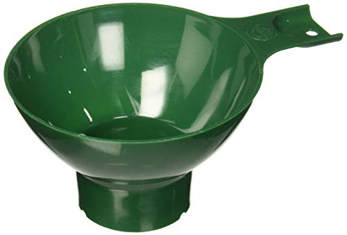 Norpro Canning Wide Mouth Plastic Funnel, Green
