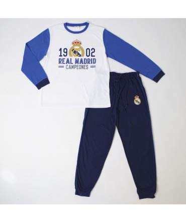 10XDIEZ Pijama Real Madrid campeones 207 - Size - XXL