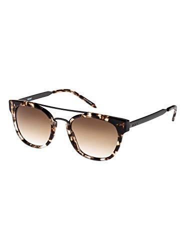 Roxy Bridget - Gafas de Sol para Mujer Marrón Tortuga Talla única