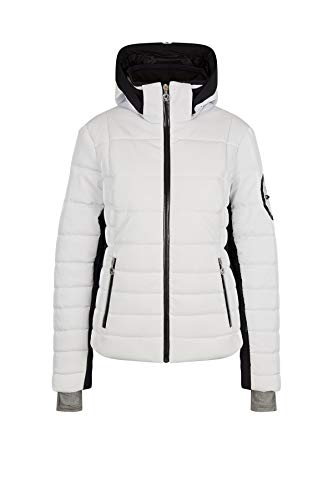 Sportalm Damen Skijacke Wetlook Jacket Weiss (100) 38