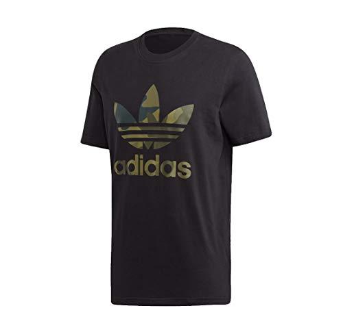 Adidas Camo Infill T-Shirt (M, Black/camo)