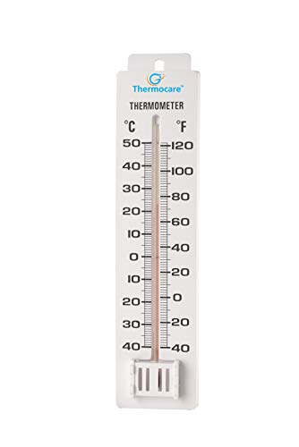 Thermocare Room temperature for wall mounting white
