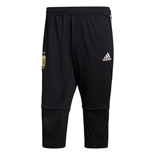 Adidas - Pantalón corto de fútbol del AFA Argentina del Mundo 2018 (XS)