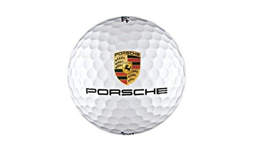 Original Porsche Golf Ball [NXT® Tour 2012] Titleist 3er Set