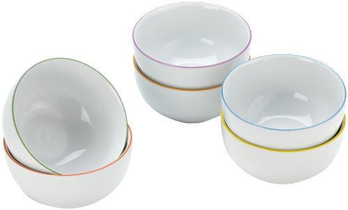 Arzberg Form Cucina Colori Schüsselset 6-tlg. -Sondersortierung-