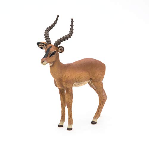 Papo 50186 Impala WILD ANIMAL KINGDOM Figurine, Multicolour