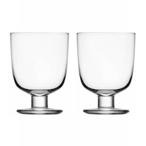 Iittala 1008683 glazenset Lempi 2-delig 0,34 L, helder