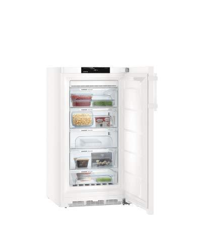 Liebherr GN 3835 congelador 214L Neto, 5 cajones, 70 x 135 cm, NoFrost, A+++-20%