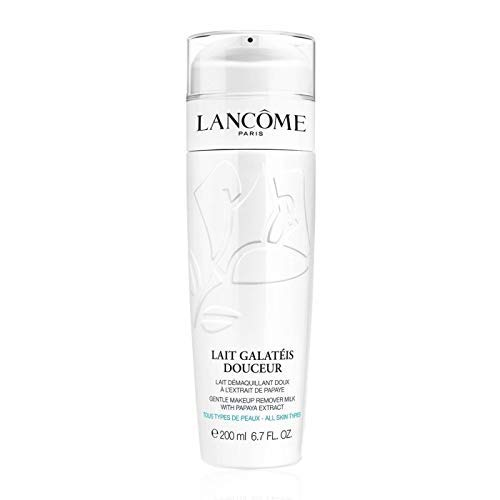 Lancome Lait Galateis Douceur Gentle cleansing fluid for face and eyes 200ml, 1er Pack (1 x 200 ml)