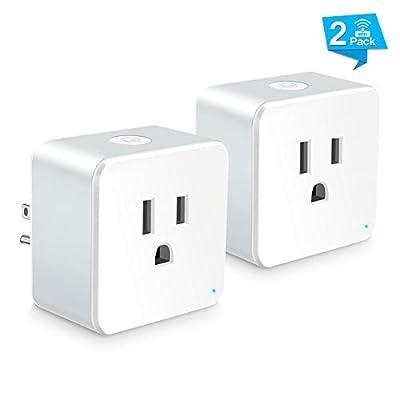 Wsiiroon WiFi Smart Plug