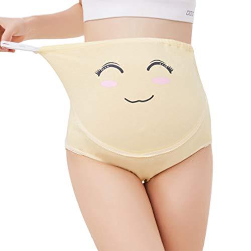 Cartoon Baumwolle hohe Taille Mutterschaft Unterwäsche Schwangerschaft Support Band Nursing Panties unteren Rückenstütze