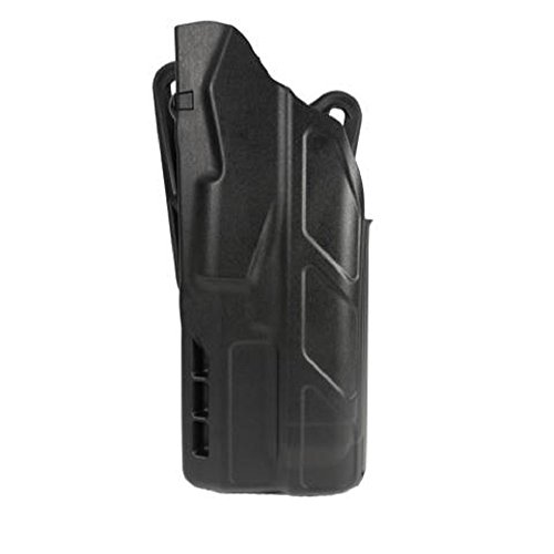 Safariland 7378, ALS Concealment Paddle and Belt Loop Combo Holster, Fits: Beretta 92, Black - STX Plain, Right Hand