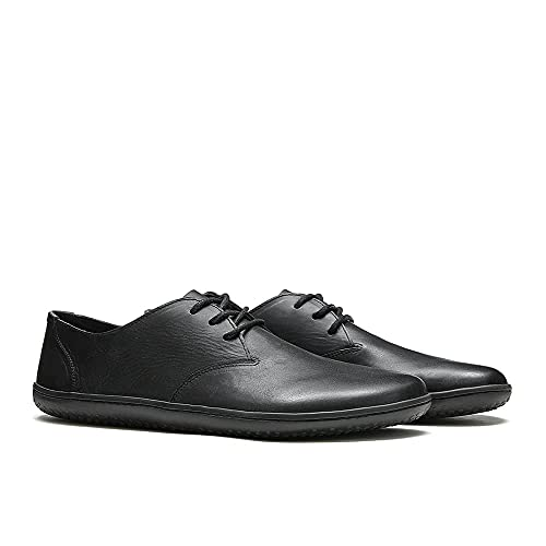Vivobarefoot Ra Lux, Mens Handcut Luxury Oxford Leather Lace Up Shoe...