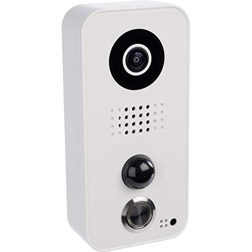 Bird Home Automation Group D101 Terminal de videoportero con interfono, Blanco