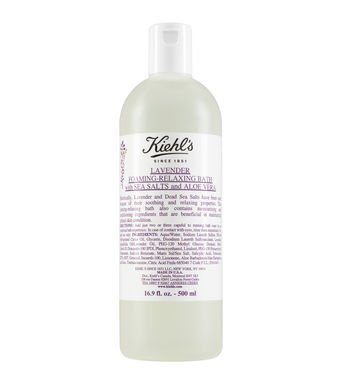 Kieh'ls - Lavender Foaming-Relaxing Bath with Sea Salts and Aloe