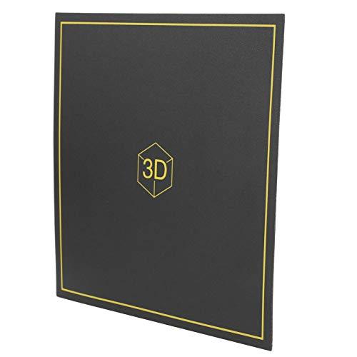 Heißbettaufkleber Heizbettplattform-Aufkleberblatt 468P Klebendes 3D-Druckerzubehör mit guter Hitzebeständigkeit 8,7 x 8,7 Zoll für Anet A8 / A6 / WanHao i3 3D-Drucker