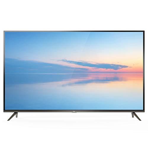 Televisor LED Ultra HD 4K 164cm TCL 65EP644 - Televisor LED 4K 65' - TV conectado/Smart TV - Netflix - Android TV - Sintonizador TDT terrestre / satélite - Toma para auriculares - Sonido 2 x 8 W