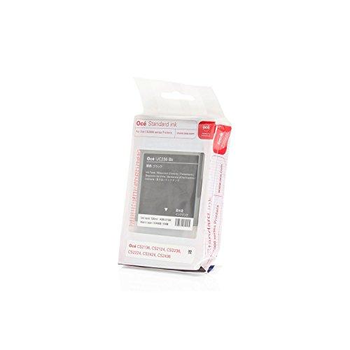 Original OCE 299.522.65 / IJC 236, für CS 2436 ReproKiosk Premium Drucker-Patrone, Schwarz, 130 ml