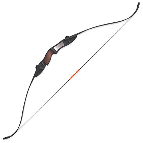 WOARCHERY Combat Archery Takedown Right-Left Handed 25LBS Recurve Bow