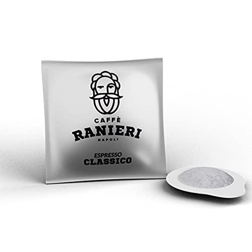 Caffé Ranieri Kaffeepads aus Papier Kaffee-Mischung ESE 44 Classico Sorte wählbar 150 Classico