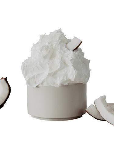 Pumperlgsund Fluff Dessert-Box | Low Carb, zuckerfrei, glutenfrei (Kokos, Für 6 Fluffs)