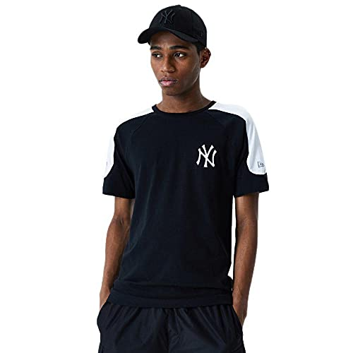 New Era Camiseta línea York Yankees Modelo Single Jersey tee NEYYAN Marca