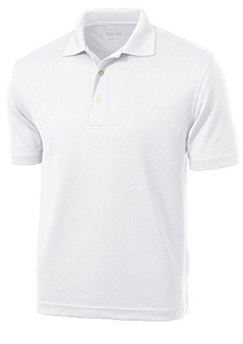 Joe's USA Los Hombres de Golf Polos–Camisetas de Golf dri-Mesh Absorbe la Humedad en Regular, Big & Tall