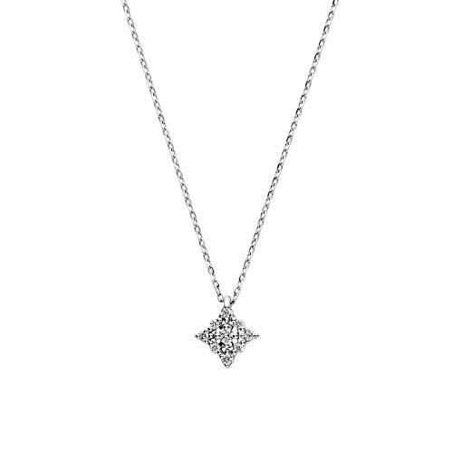 [VAヴァンドーム青山] ネックレス GPAN010740DI プラチナ ダイヤモンドネックレス