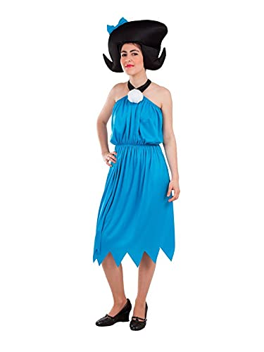 DISBACANAL Disfraz de troglodita Betty Mujer - L