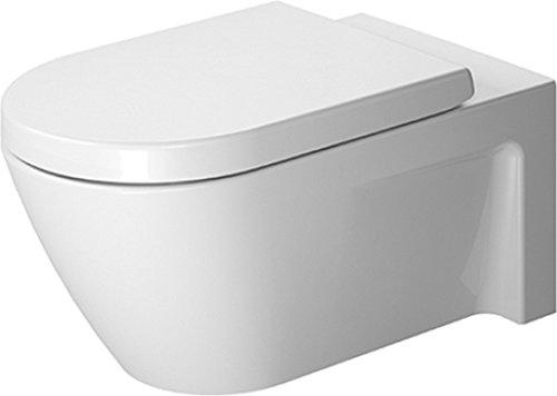 Duravit 2533090092 Toilet Bowl Wall Mounted Starck 2