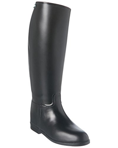 Hispano-Reiten–Aigle Start Stiefel (Paar), Schwarz