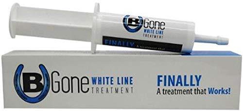 B Gone Easy to Apply Horse White Line Disease Hoof Wall 12 Dose 60 cc Gel Tube Treatment