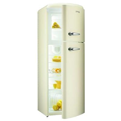Gorenje RF60309OC 296litre RETRO Fridge Freezer Class A++ Cream