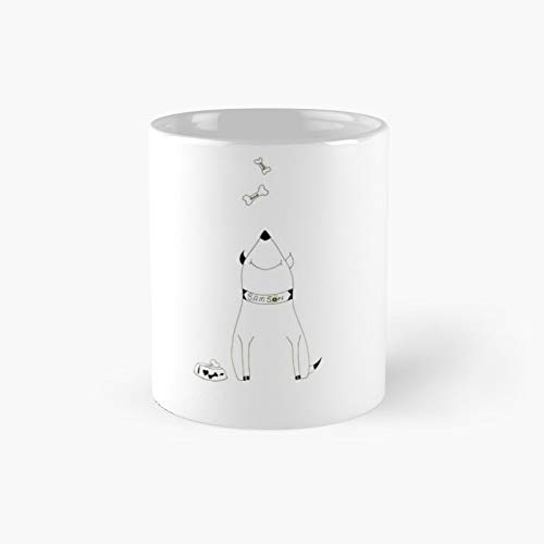 Taza clásica de Bull Terrier inglés   El mejor regalo divertidas tazas de café de 325 ml