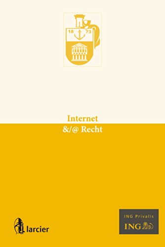 Internet en recht (Vlaamse Conferentie bij de Balie te Gent)