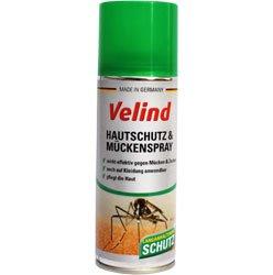 Velind Hautschutz und Mückenspray, 200ml