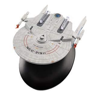 Eaglemoss Hero Collector Star Trek The Official Starship Collection | U.S.S. Saratoga NCC-31911