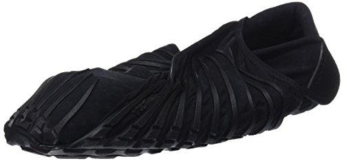Vibram Women#039s Furoshiki Black Sneaker 39 EU/758 M US B EU 39 EU/758 US US