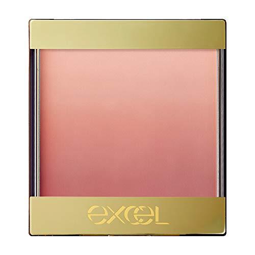 excel(エクセル)オーラティックブラッシュAB05(ベイクドシナモン)チークAB05ベイクドシナモン8g