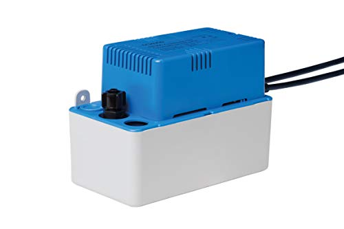 EE300 - Tank- Kondensatpumpe mit 6m PVC Schlauch/Kondensathebeanlage für Klimaanlagen, Heizungen, Kühltheken, Luftentfeuchter