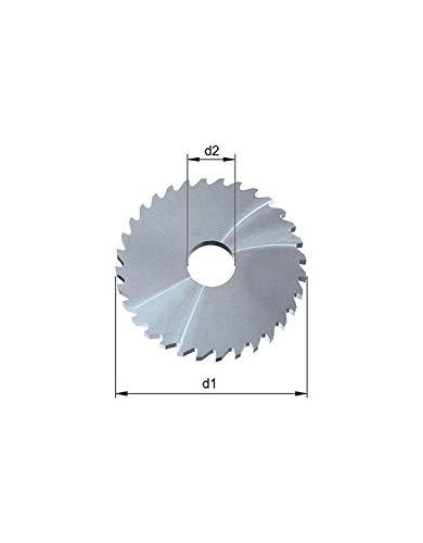Lame de scie circulaire KTS VHM 80 x 1,00 x 22 mm Z50