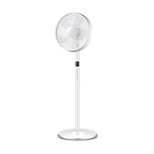 Abanico de Pedestal oscilante Ventilador Alto de Escritorio Mute para el hogar LINGZHIGAN